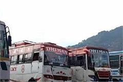 would no longer run their open ended kangra bus operator