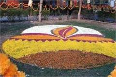 preparations of basant panchami in agra begin