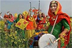 the festival of basant panchami is being celebrated in punjab