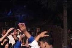 dj dancing are addicts assault of women