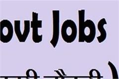 government job in himachal is difficult now