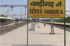 railway security tightened after threat from haryana police