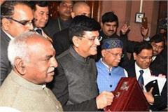industrialists said vote bank based budget