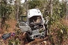 uncontrolled scorpio flip 1 killed 3 seriously injured