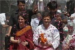 priyanka gandhi s uttar pradesh tour will be held from feb 11