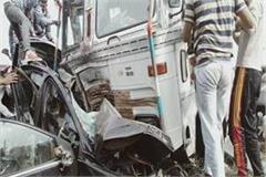 road accident increased in punjab