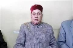 prem kumar dhumal what did say about army air strike