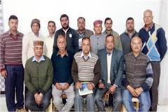 sangharsh committee seeks to dismiss the members of sabha