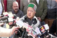 virbhadra said map in my mind tours of state to campaign for loksabha elections