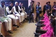 jitu patwari officials shouted at the players who saw torn shoes on foot