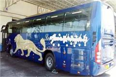 read this news before traveling in private volvo bus