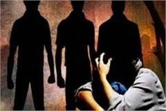 again in up gang rape of wife in front of husband in amroha