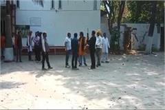 karani army announces firing on gandhi bhavan against government