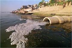 now ganga will be free of sewer water in varanasi
