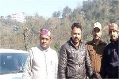 manali chandigarh nh arrest youth with chitta consignment