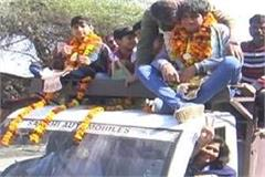 winners of bhiwani who won medals from punjab