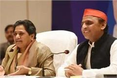 sp bsp will contest the general elections in madhya pradesh uttarakhand