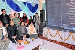 nitin gadkari laid the foundation stone for 8 projects