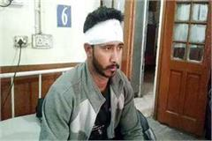 attack on pharma company s laborers 16 critically injured
