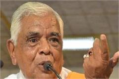 babu lal ganguly ridiculed the bjp s target