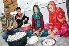 jagdish of jhanduta has written a story of success on the strength of hard work