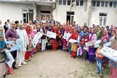 mla rita dhiman said congress does not care of indaura