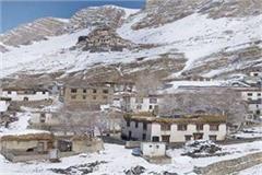 manali minus 35 degrees buddhist monk education study