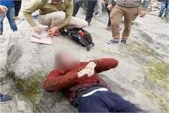 tgt teacher committed suicide by jumped in beas river