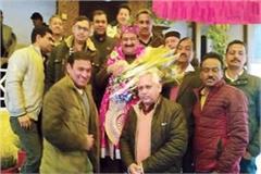 what did maheshwar singh said on ticket application in loksabha election