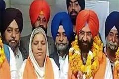 sirsa elected delhi sikh gurdwara management committee chief