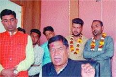 junk guard of bjp jumped rajkumar saini