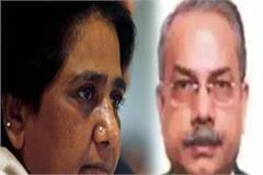 mayawati found close to ias netaraam annexure property of 225 crore