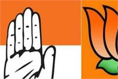 leaving the legendary congress ticket bjp is contesting