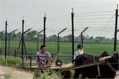 india and pakistan rangers