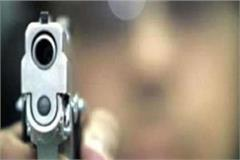 stranger shot the business man s son