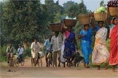 migration of mnrega and rural housing in amethi