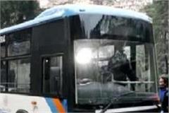 electric buses will soon run on the streets of shimla
