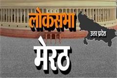 know important points in the meerut lok sabha seat