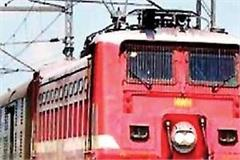 train to run with electric engine between jind panipat