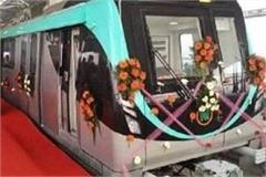 noida will be available on the aqua line from 2 am on holi