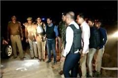 etawah 2 fugitive criminals injured in police encounter one absconding