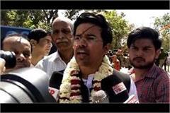 congress candidate nominated by gautam buddha nagar seat