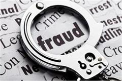 fraud in foreign bank case filed