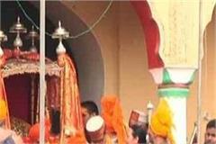 old tradition restored in shani atri of mandi