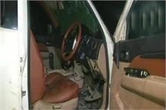 in bhadohi uncontrollable car hit many people innocent death