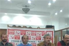 cpi m accused of spoiling the atmosphere imposed on rss