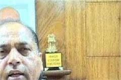 cm jairam thakur congratulates women on womens day