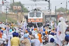 85 trains affected by rail track jam in punjab