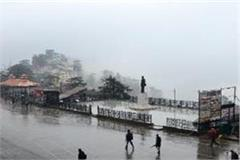 rain and hail warning in himachal