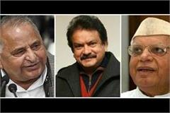 mulayam and tiwari s security guards are bjp candidate from agra seat baghel